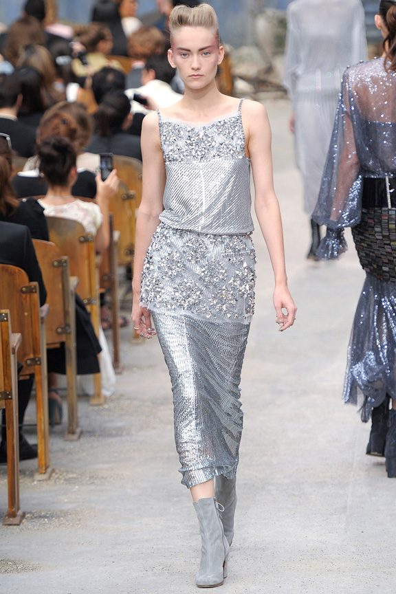 Paris, catwalk, runway show, review, critic, fall 2013, haute couture, chanel, karl la
