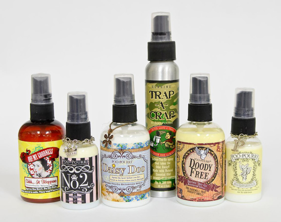 poo pourri, ridiculous products, press release of the month