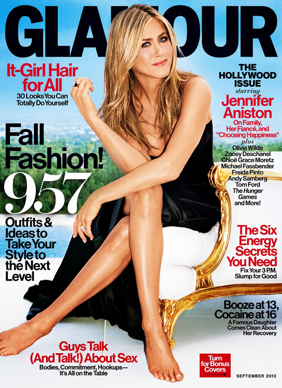 september issue, fashion magazines, fashion photography, jennifer aniston