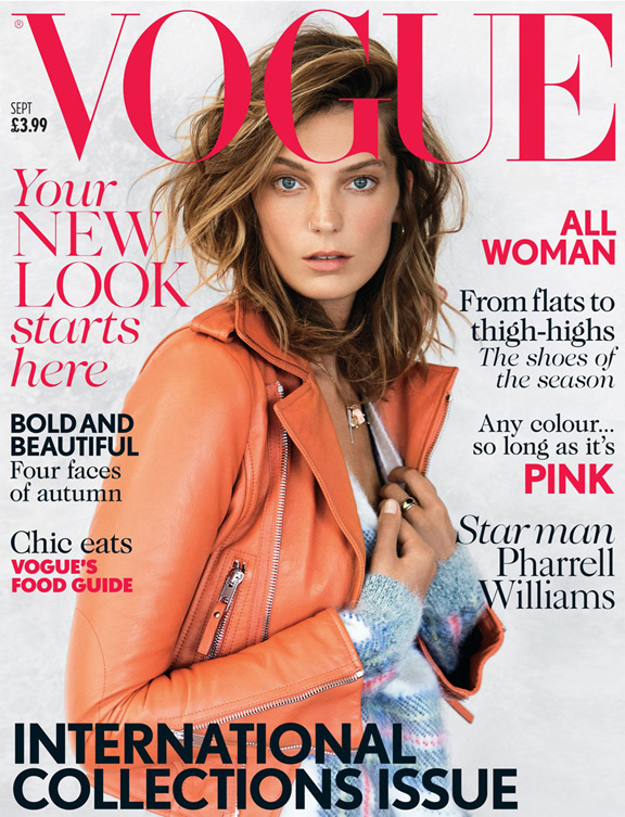 september issue, fashion magazines, fashion photography,  british vogue