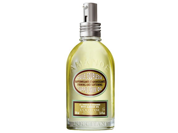 L'Occitane, body oil, breauty brief, moisturizer, beauty products