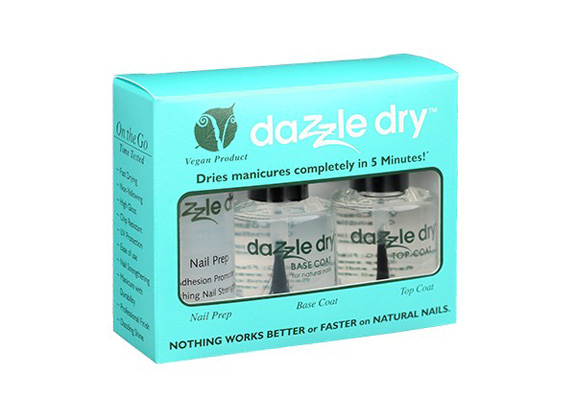Dazzle Dry, beauty brief, nails, nail polish, manicure