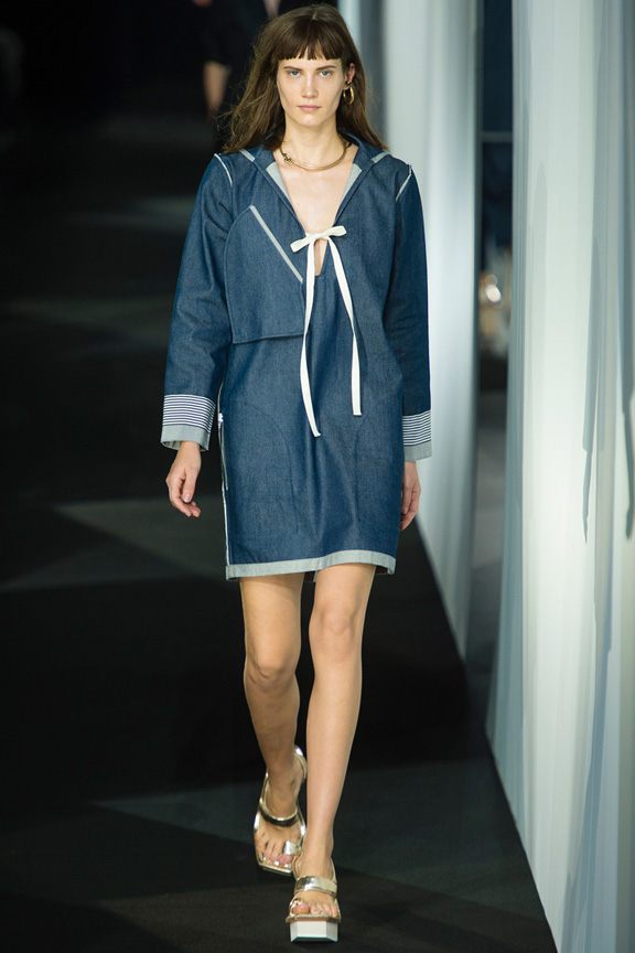 catwalk, fashion critic, runway review, paris fashion week, spring summer 2014, acne
