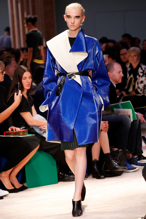 catwalk, fashion critic, runway review, paris fashion week, spring summer 2014, celine, phoebe philo