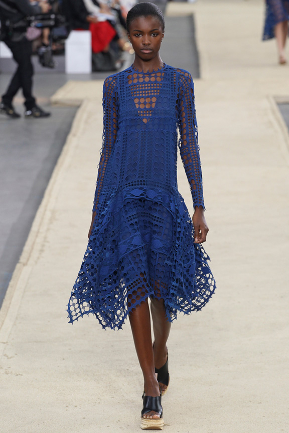 catwalk, fashion critic, runway review, paris fashion week, spring summer 2014, chloe