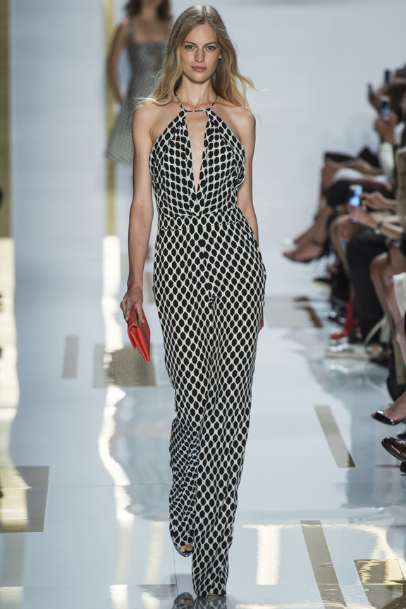 New York fashion week, catwalk, runway show, review, critic, spring summer 2014, diane von furstenberg