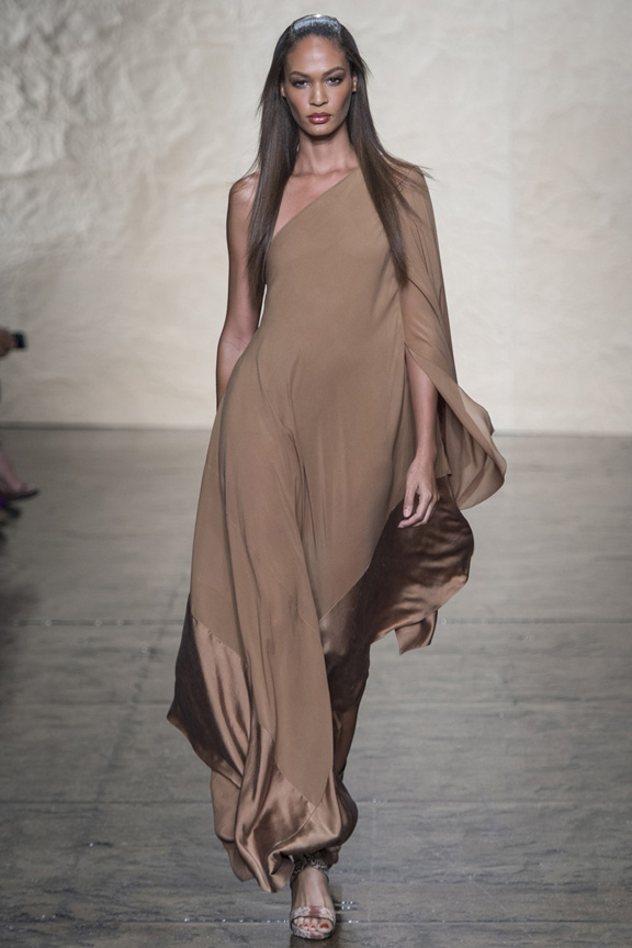 New York fashion week, catwalk, runway show, review, critic, spring summer 2014, donna karan
