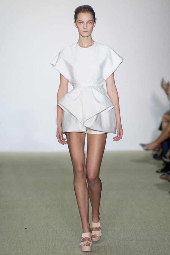catwalk, fashion critic, runway review, paris fashion week, spring summer 2014, giambattista valli
