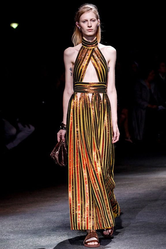 catwalk, fashion critic, runway review, paris fashion week, spring summer 2014, givenchy, riccardo tisci