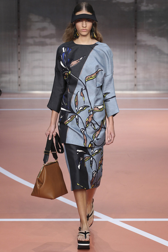 milan fashion week, catwalk, runway show, review, critic, spring summer 2014, marni