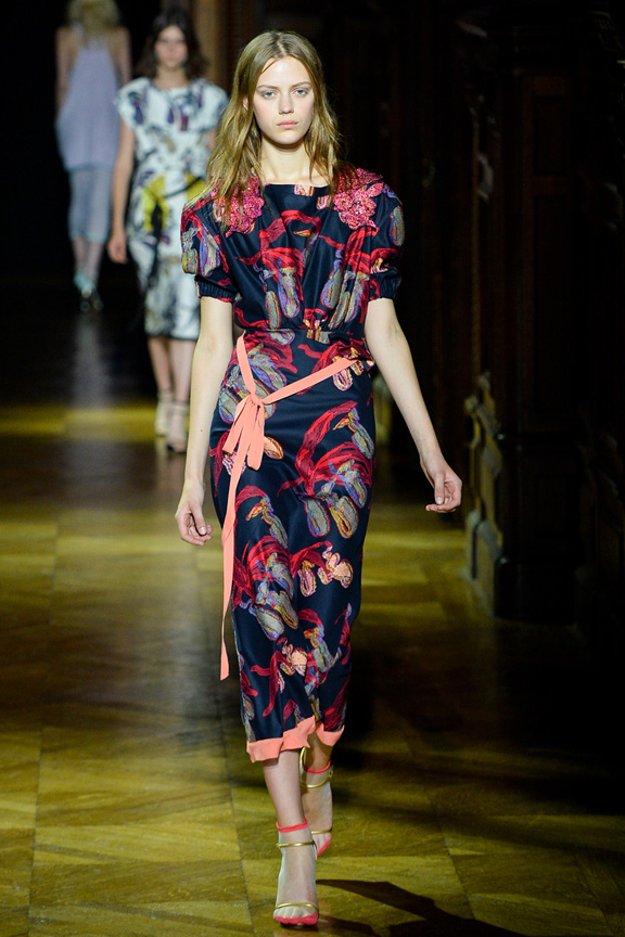 catwalk, fashion critic, runway review, paris fashion week, spring summer 2014, sonia rykiel