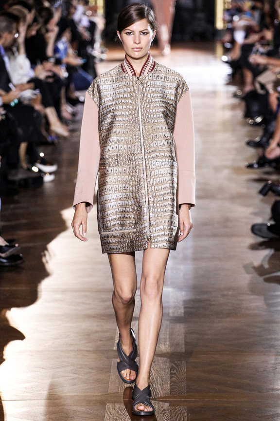catwalk, fashion critic, runway review, paris fashion week, spring summer 2014, stella mccartney