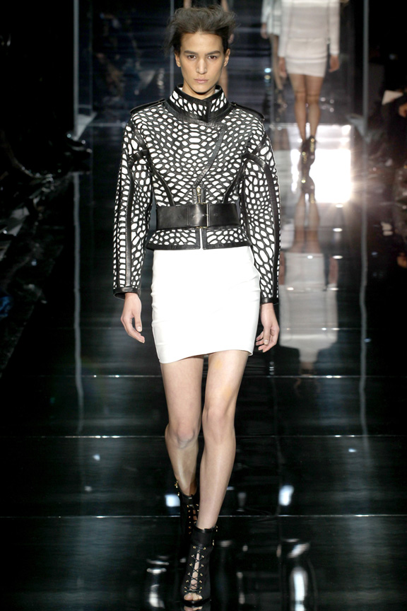 London fashion week, catwalk, runway show, review, critic, spring summer 2014, tom ford