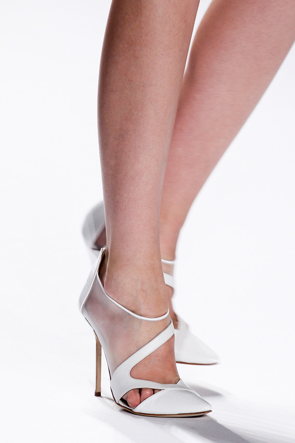 New York fashion week, catwalk, runway show, review, critic, spring summer 2014, shoes, J Mendel