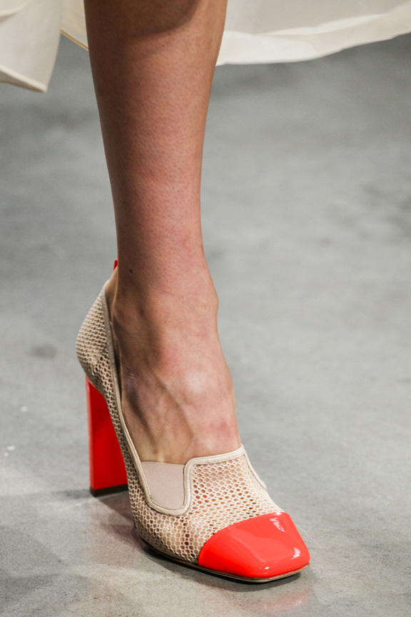 New York fashion week, catwalk, runway show, review, critic, spring summer 2014, shoes, reed krakoff