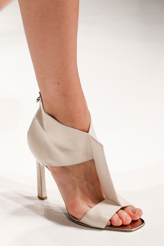 milan fashion week, catwalk, runway show, review, critic, spring summer 2014, shoes, salvatore ferragamo