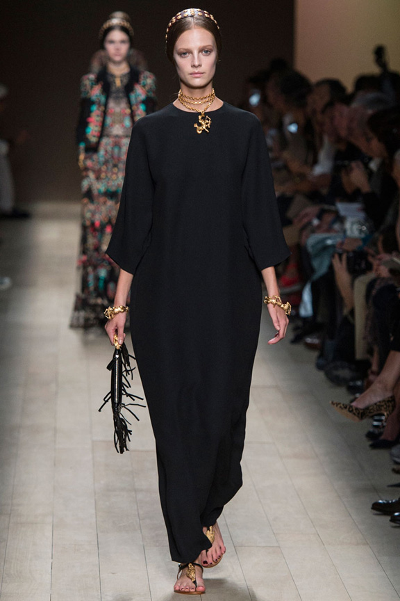 catwalk, fashion critic, runway review, paris fashion week, spring summer 2014, valentino
