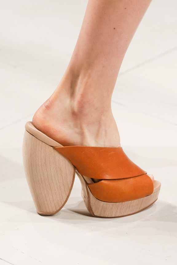 catwalk, fashion critic, runway review, paris fashion week, spring summer 2014, shoes,  chalayan