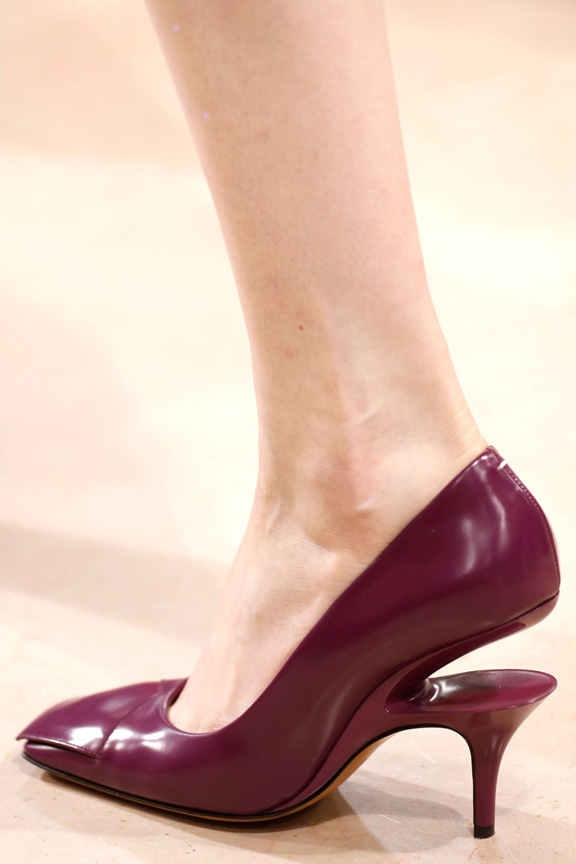 catwalk, fashion critic, runway review, paris fashion week, spring summer 2014, shoes,  maison martin margiela