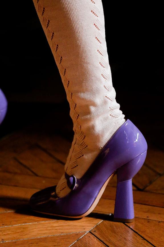 catwalk, fashion critic, runway review, paris fashion week, spring summer 2014, shoes,  miu miu
