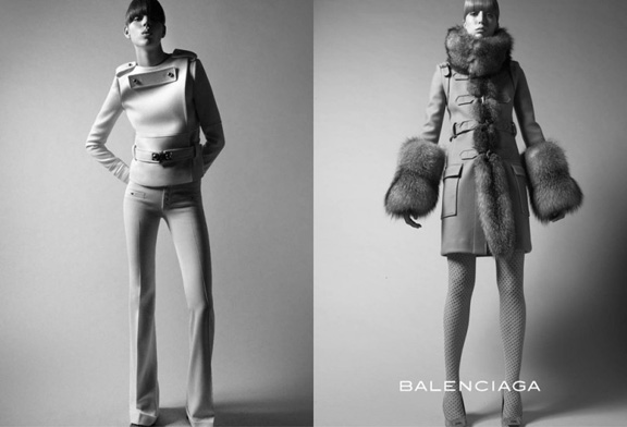 balenciaga, fall 2005, favourite collections, best coat ever