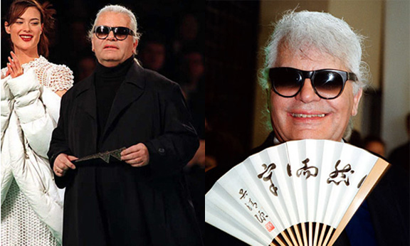 Karl Lagerfeld, lawsuit, fat girls, overweight, fashion quote, fashion lawsuits