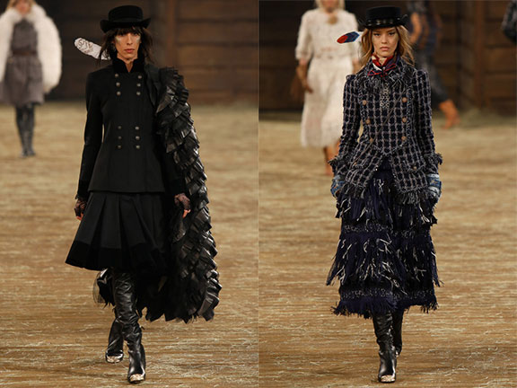 chanel, pre fall, fashion circus, too many fashion shows, exclusivity in fashion