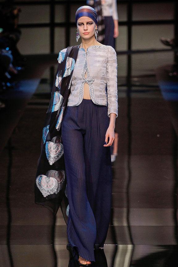 runway report, catwalk review, fashion critic, haute couture, paris, spring 2014, armani price, giorgio armani