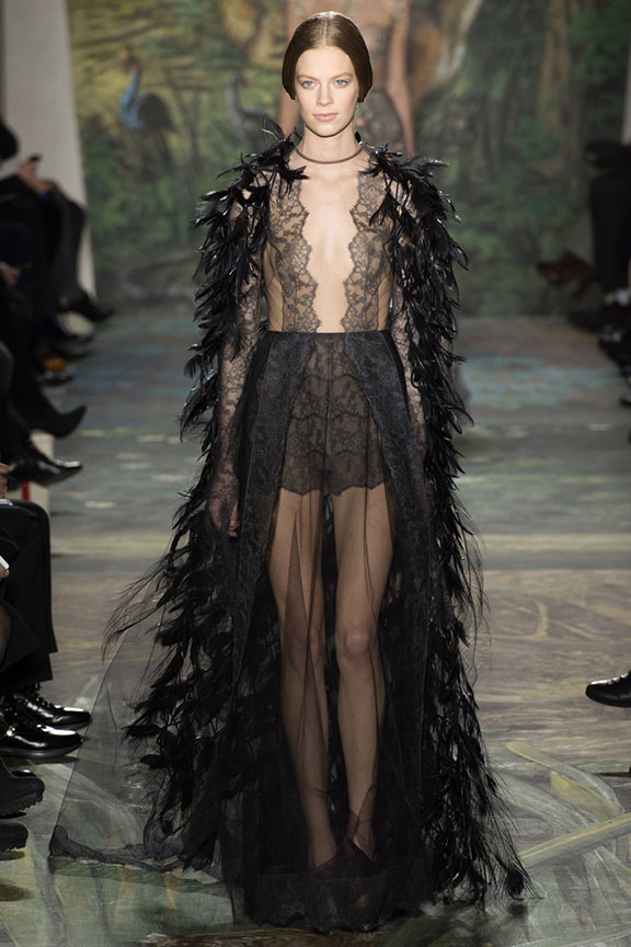 runway report, catwalk review, fashion critic, haute couture, paris, spring 2014