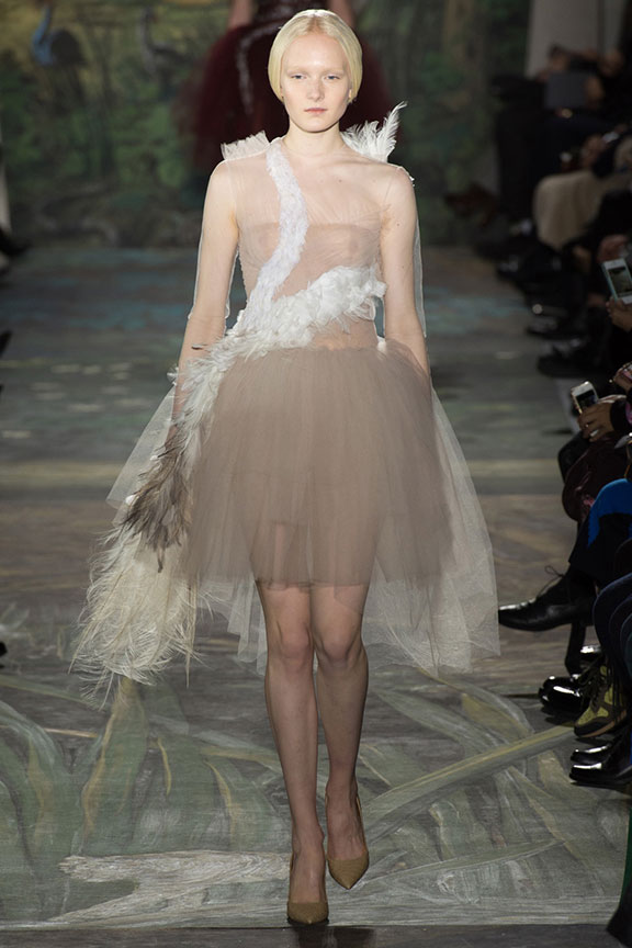 runway report, catwalk review, fashion critic, haute couture, paris, spring 2014, valentino
