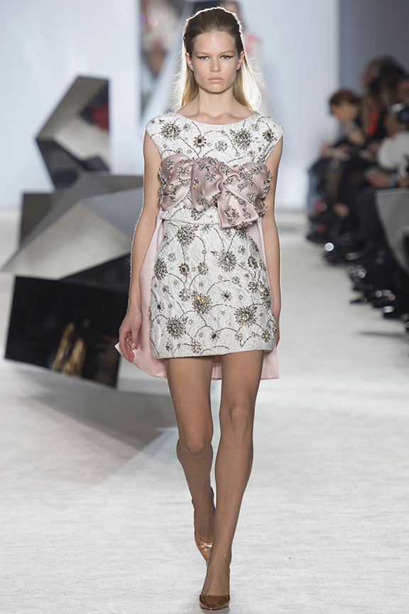 runway report, catwalk review, fashion critic, haute couture, paris, spring 2014, giambattista valli