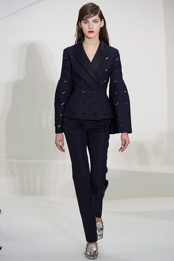 runway report, catwalk review, fashion critic, haute couture, paris, spring 2014, christian dior, raf simons