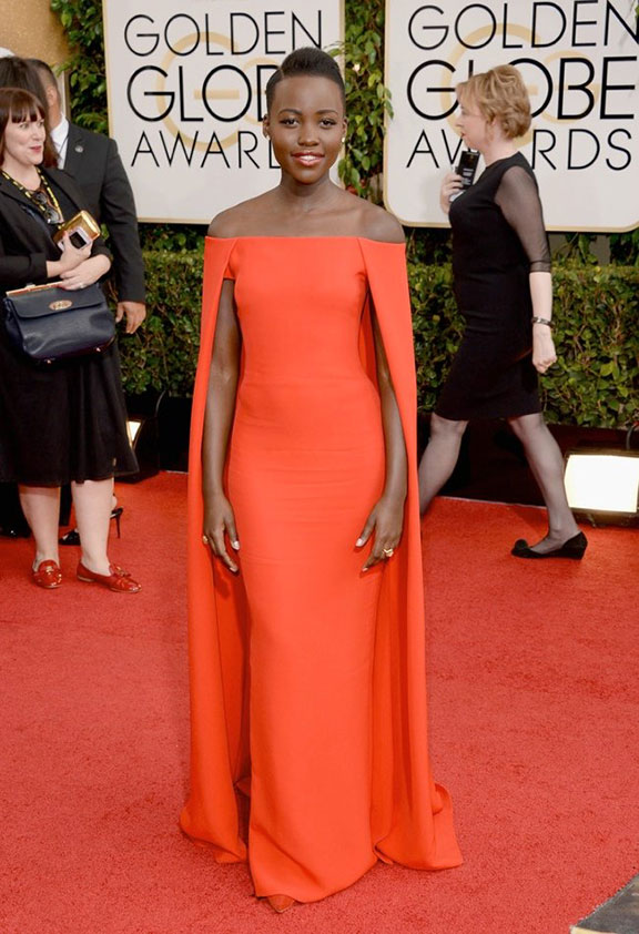 golden globes, red carpet fashion, dresses, celebrity fashion,  ralph lauren