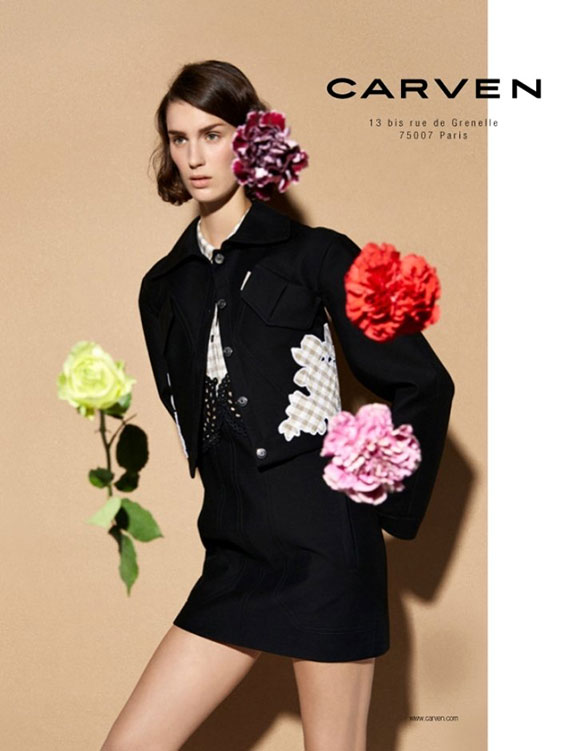 fashion photography, advertising campaigns, fashion magazines, styling, fashion shoots,  magazine ads, carven