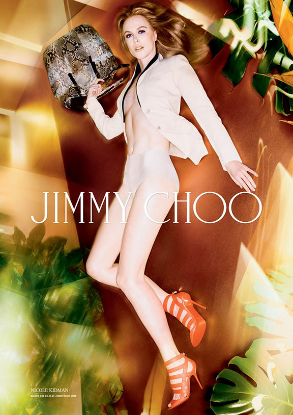 fashion photography, advertising campaigns, fashion magazines, styling, fashion shoots,  magazine ads, nicole kidman, jimmy choo