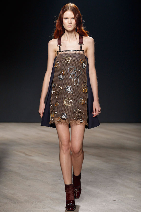 runway report, catwalk review, fashion critic, fashion week shows, London fashion week, mary katrantzou