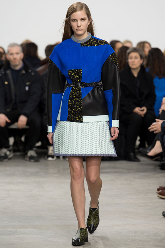 runway report, catwalk review, fashion critic, fashion week shows, new york, proenza schouler