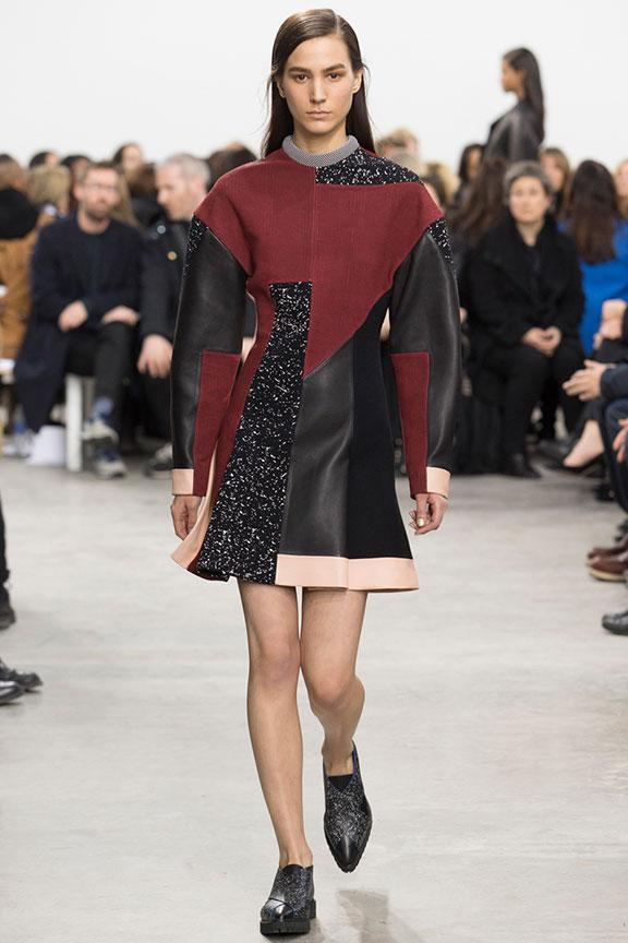 runway report, catwalk review, fashion critic, fashion week shows, new york, proenza schouler