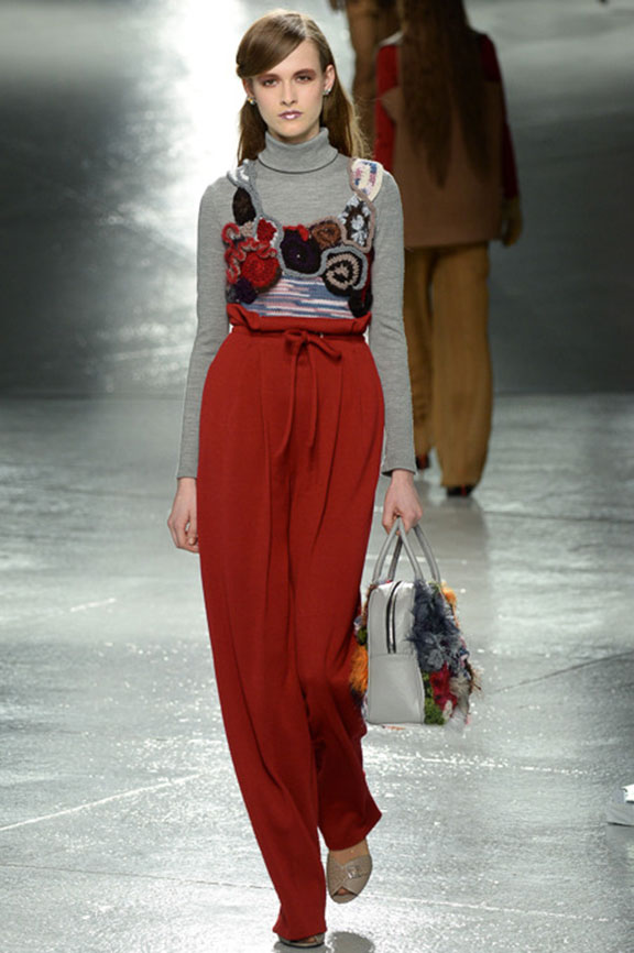 runway report, catwalk review, fashion critic, fashion week shows, new york, rodarte, star wars
