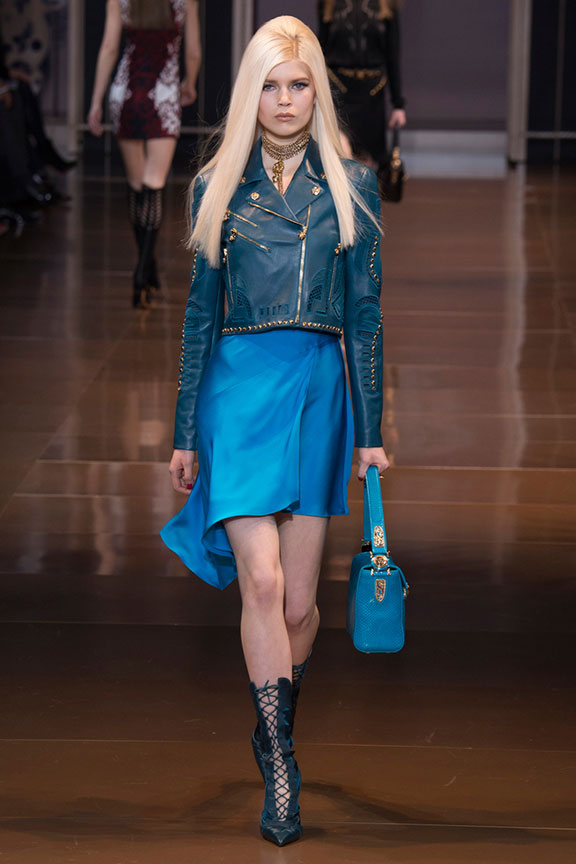 runway report, catwalk review, fashion critic, fashion week shows, milan fashion week, MFW, versace