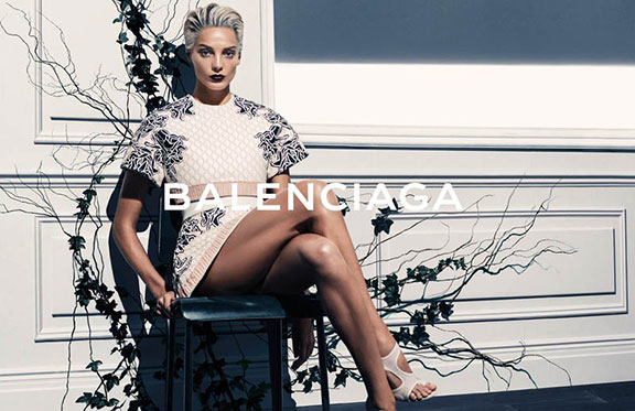 fashion photography, advertising campaigns, fashion magazines, styling, fashion shoots,  magazine ads, balenciaga, daria werbowy