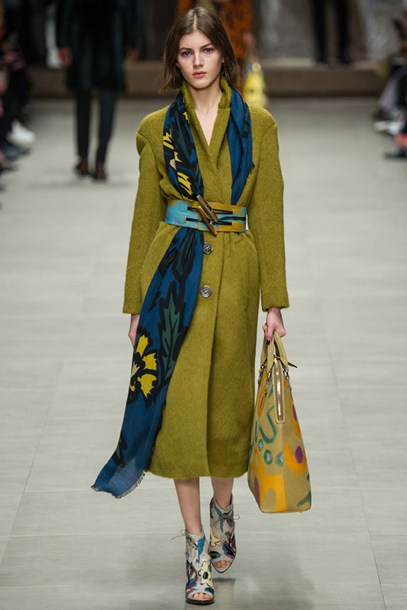runway report, catwalk review, fashion critic, fashion week shows, London fashion week, burberry