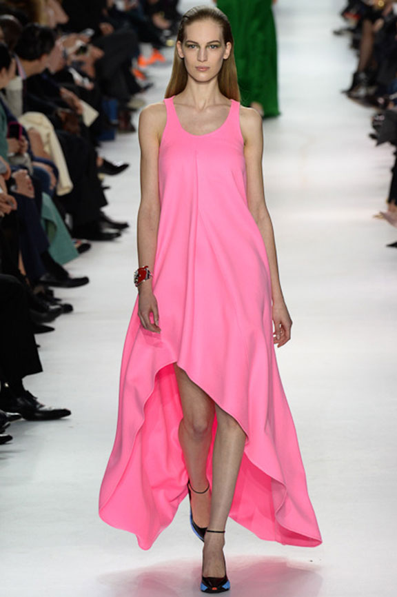 Christian Dior Fall 2014 Searching For Style