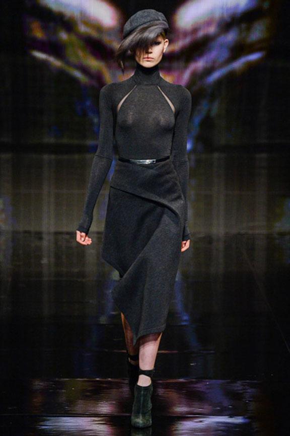 runway report, catwalk review, fashion critic, fashion week shows, new york, donna karan