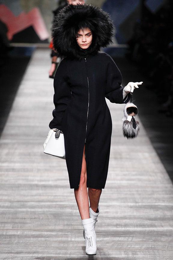 runway report, catwalk review, fashion critic, fashion week shows, milan fashion week, MFW, fendi, karl lagerfeld