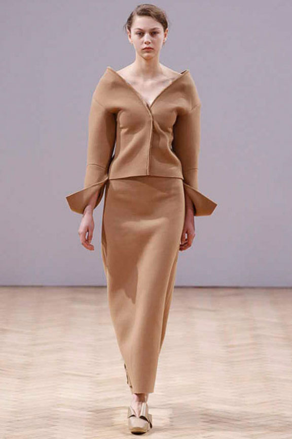 runway report, catwalk review, fashion critic, fashion week shows, London, J.W. Anderson