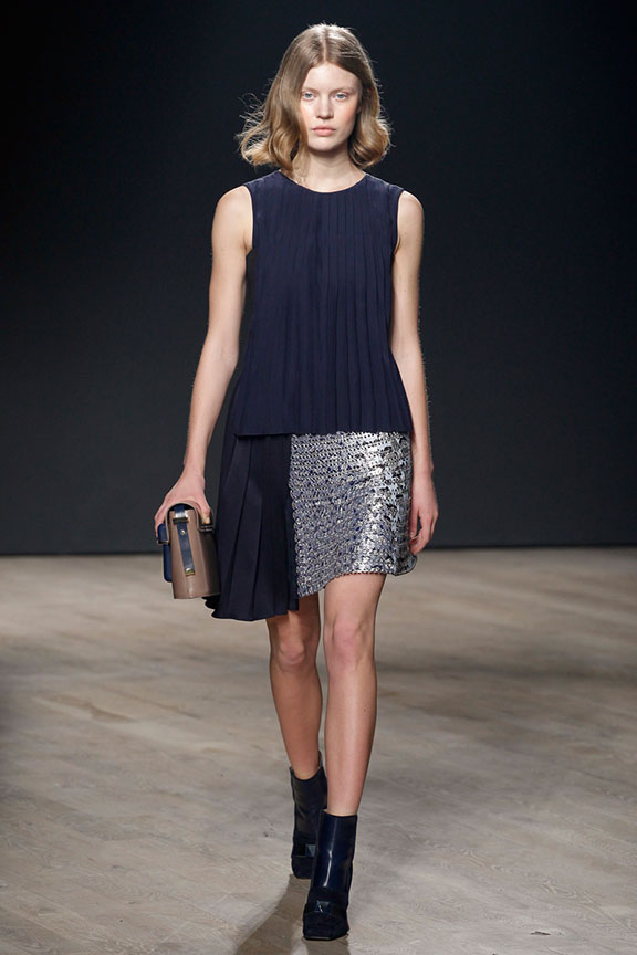 runway report, catwalk review, fashion critic, fashion week shows, London fashion week, mary katrantzou