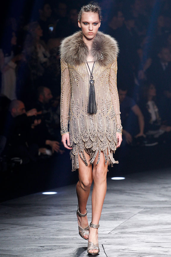 runway report, catwalk review, fashion critic, fashion week shows, milan fashion week, MFW, roberto cavalli