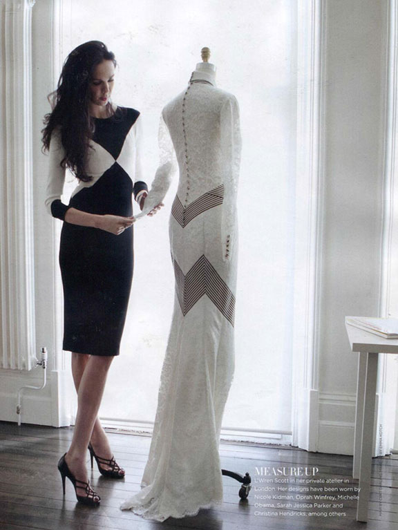 LWren Scott, death, suicide, fashion designer, celebrity fashion