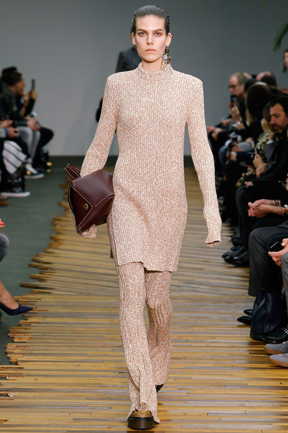 runway report, catwalk review, fashion critic, fashion week shows, paris fashion week, PFW, celine